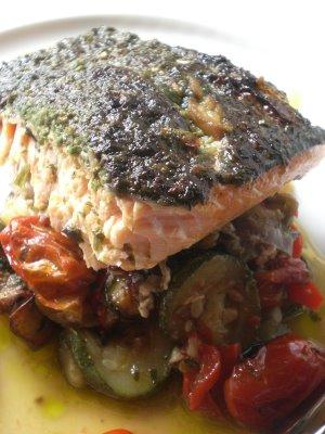 salmonbasil