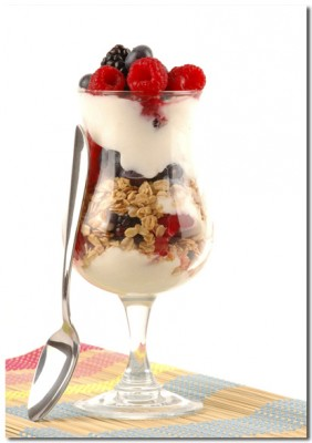 yogurt-parfait