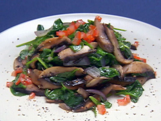portobello-salad