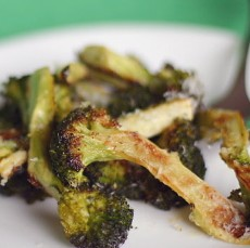 roasted-brocolli