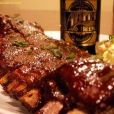 barbeque-ribs