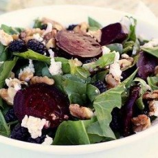roastedbeetsalad
