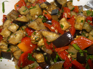 roasted-eggplant