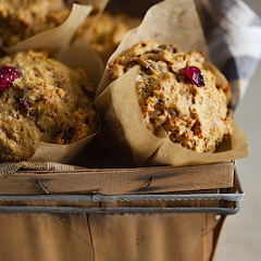 cranberry-muffin