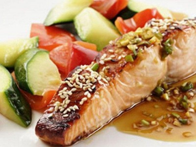 honeysoysalmon