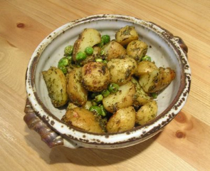 pesto-potato