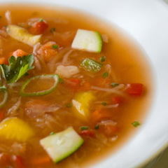 veggie-soup
