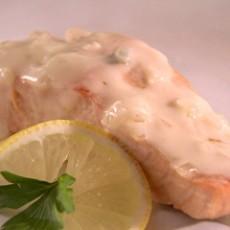 salmon-champagne-sauce