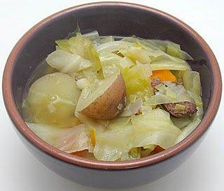 cabbage-potatosoup