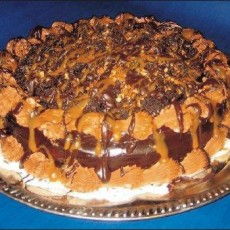 chocolate-caramel-torte