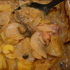 potato-mushroom-caserole