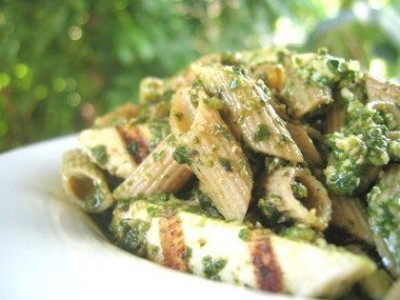 chicken-pesto-pasta