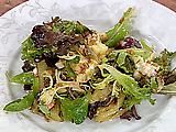 meslun-salad