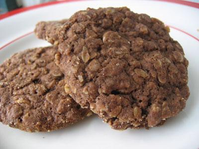 Kosher Recipe: Easy Chocolate Oatmeal Cookies | Gourmet Kosher Cooking