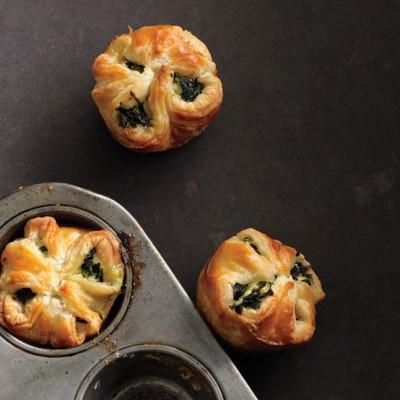 spinach-puffs