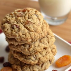 apricot-oatmeal-cookies