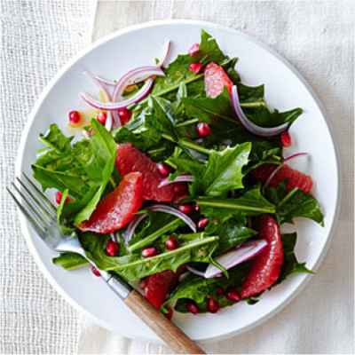 pomegreen-salad