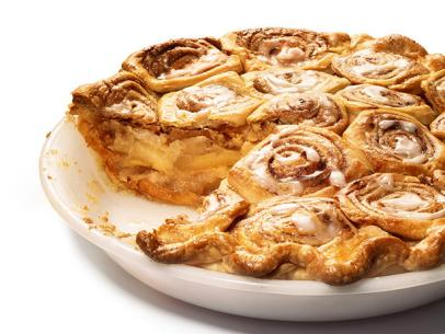 Cinnamon-Bun-Apple-Pie