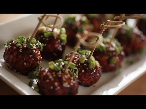 asian-meatball