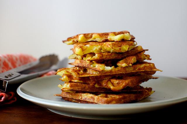 latke-waffles