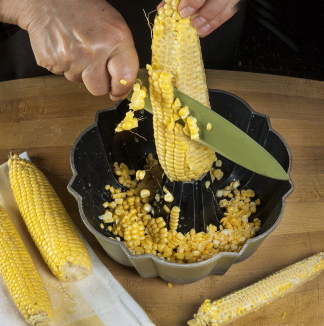cutting-corn