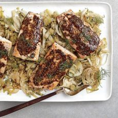 custard-rosemary-glazed-chicken