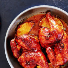 roasted-chicken-sweetsour-glaze